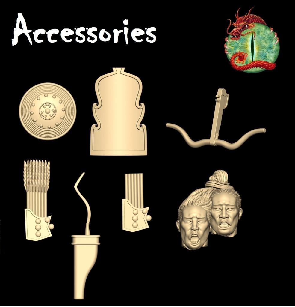 chariot accessories