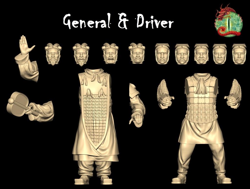 General & Driver