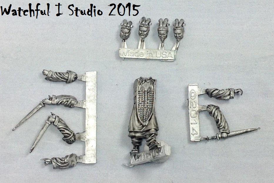Metal castings general