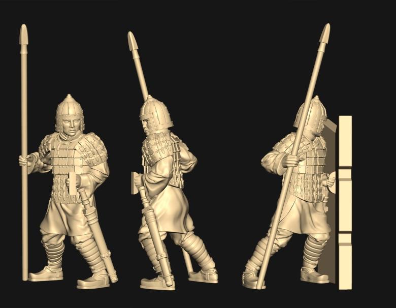 [watchfulistudio] Qin Dinasty Qin-large-shield-guy-1