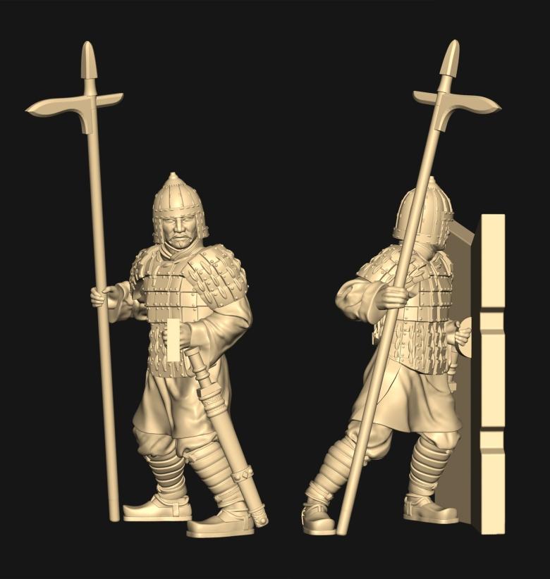 [watchfulistudio] Qin Dinasty Qin-large-shield-guy-2