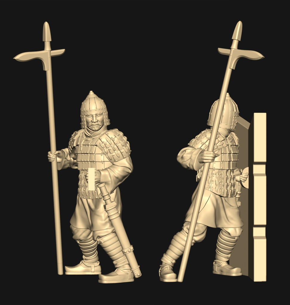 qin large shield guy 2
