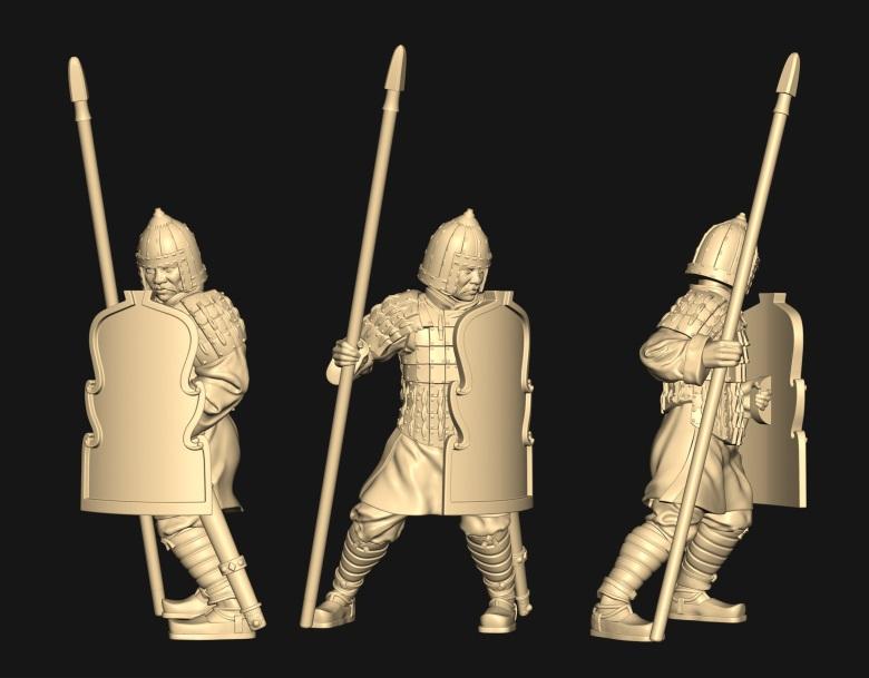 [watchfulistudio] Qin Dinasty Qin-large-shield-guy-51