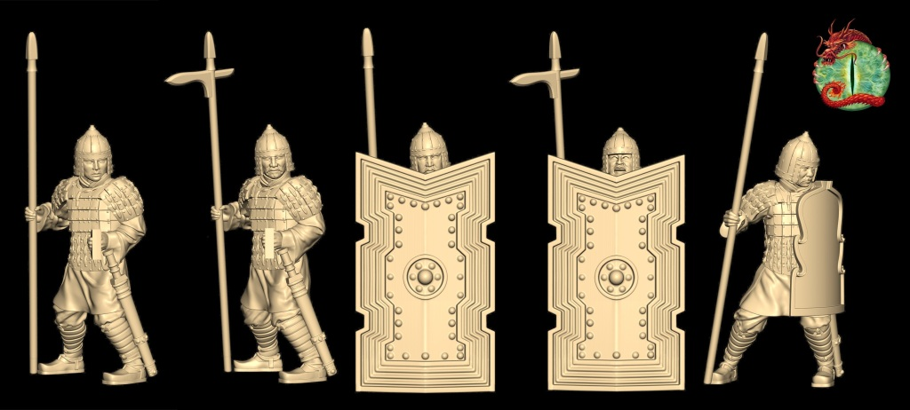 Shieldbearers with logo